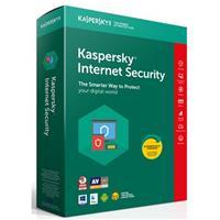 Kaspersky Internet Security, za 3 računala