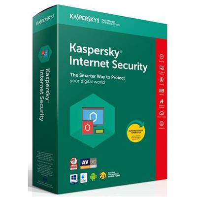 Kaspersky Internet Security, za 3 računala