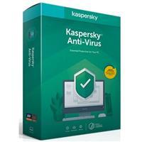 Kaspersky Anti-Virus, za 3 računala